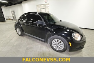 Bargain Used 2015 Volkswagen Beetle 1.8T Hatchback in Indianapolis