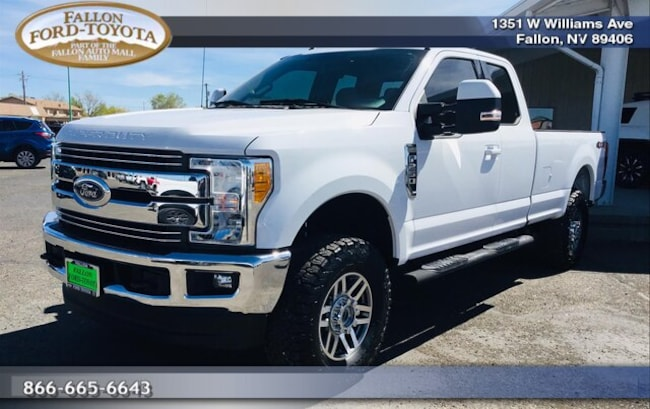 2017 Ford F-250 Lariat Extended Cab Truck