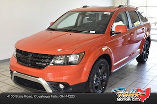 New 2018 Dodge Journey CROSSROAD AWD Sport Utility 3C4PDDGG3JT417114 for Sale in Cuyahoga Falls, OH