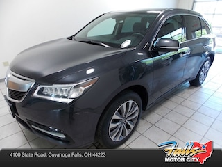 2014 Acura MDX MDX SH-AWD with Technology Package SUV 5FRYD4H46EB012778