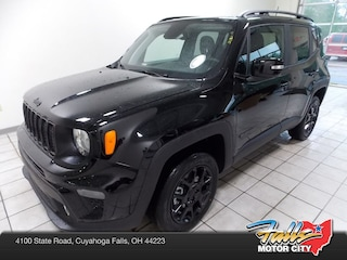 New 2019 Jeep Renegade ALTITUDE 4X4 Sport Utility ZACNJBB13KPK20036 for Sale in Cuyahoga Falls, OH