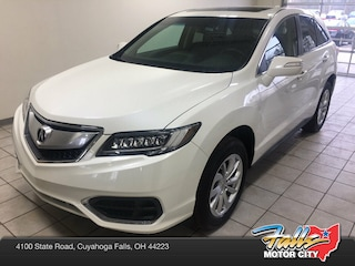 2018 Acura RDX V6 AWD with Technology Package SUV 5J8TB4H5XJL008543