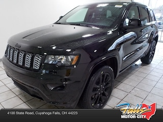 New 2019 Jeep Grand Cherokee ALTITUDE 4X4 Sport Utility 1C4RJFAG3KC588044 for Sale in Cuyahoga Falls, OH