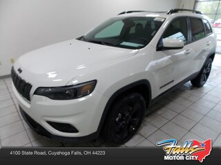New 2019 Jeep Cherokee ALTITUDE 4X4 Sport Utility 1C4PJMLB4KD453856 for Sale in Cuyahoga Falls, OH