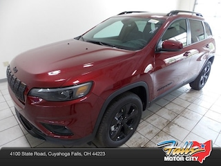 New 2019 Jeep Cherokee ALTITUDE 4X4 Sport Utility 1C4PJMLB0KD454888 for Sale in Cuyahoga Falls, OH