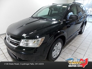 New 2018 Dodge Journey SE Sport Utility 3C4PDCAB8JT518933 for Sale in Cuyahoga Falls, OH