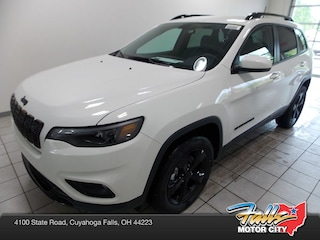 New 2019 Jeep Cherokee ALTITUDE 4X4 Sport Utility 1C4PJMLBXKD465381 for Sale in Cuyahoga Falls, OH
