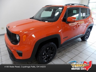New 2019 Jeep Renegade ALTITUDE 4X4 Sport Utility ZACNJBB12KPK18729 for Sale in Cuyahoga Falls, OH