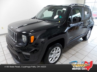 New 2019 Jeep Renegade LATITUDE 4X4 Sport Utility ZACNJBB14KPJ93655 for Sale in Cuyahoga Falls, OH