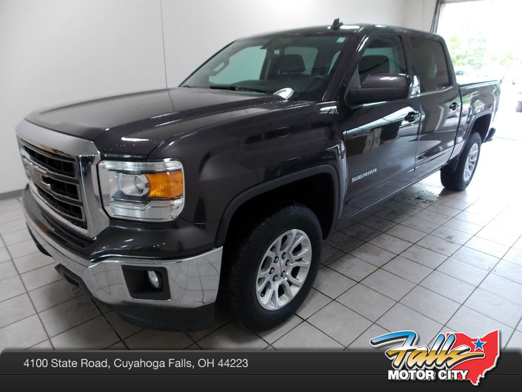 New 2014 GMC Sierra 1500 SLE Truck Crew Cab for sale in Cuyahoga Falls, OH