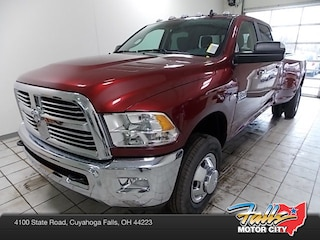 New 2018 Ram 3500 BIG HORN CREW CAB 4X4 8' BOX Crew Cab 3C63RRHJ1JG408631 for Sale in Cuyahoga Falls, OH