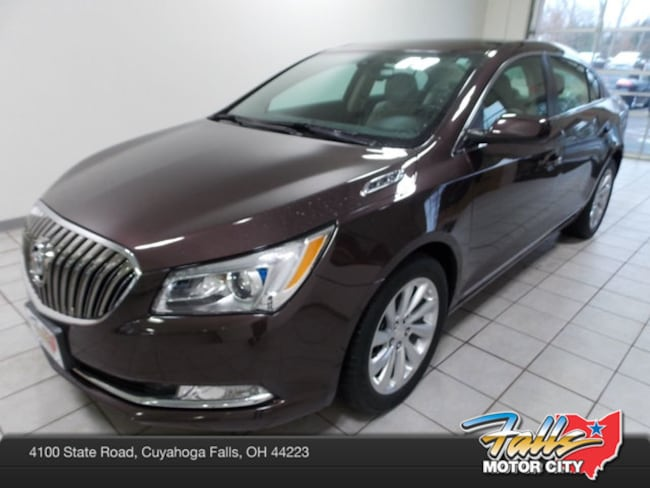 used 2016 buick lacrosse base for sale | cuyahoga falls oh