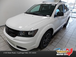 New 2018 Dodge Journey SE Sport Utility 3C4PDCAB7JT509401 for Sale in Cuyahoga Falls, OH