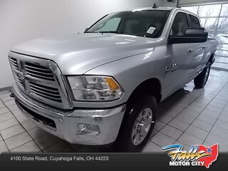 New 2018 Ram 3500 BIG HORN CREW CAB 4X4 6'4 BOX Crew Cab 3C63R3DL3JG423202 for Sale in Cuyahoga Falls, OH