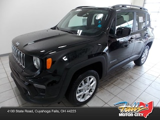 New 2019 Jeep Renegade LATITUDE 4X4 Sport Utility ZACNJBB1XKPJ98777 for Sale in Cuyahoga Falls, OH