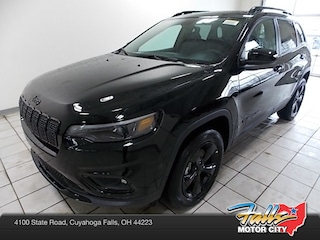 New 2019 Jeep Cherokee ALTITUDE 4X4 Sport Utility 1C4PJMLB3KD390152 for Sale in Cuyahoga Falls, OH