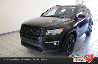 New 2018 Jeep Compass ALTITUDE FWD Sport Utility 3C4NJCBB5JT408405 for Sale in Cuyahoga Falls, OH
