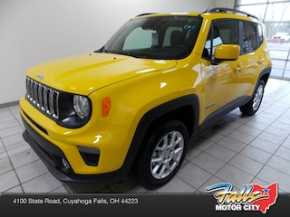 New 2019 Jeep Renegade LATITUDE 4X4 Sport Utility ZACNJBBB7KPJ78222 for Sale in Cuyahoga Falls, OH