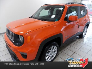 New 2019 Jeep Renegade LATITUDE 4X4 Sport Utility ZACNJBB13KPJ92819 for Sale in Cuyahoga Falls, OH