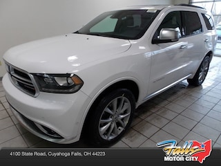 New 2019 Dodge Durango CITADEL ANODIZED PLATINUM AWD Sport Utility 1C4SDJET4KC605498 for Sale in Cuyahoga Falls, OH