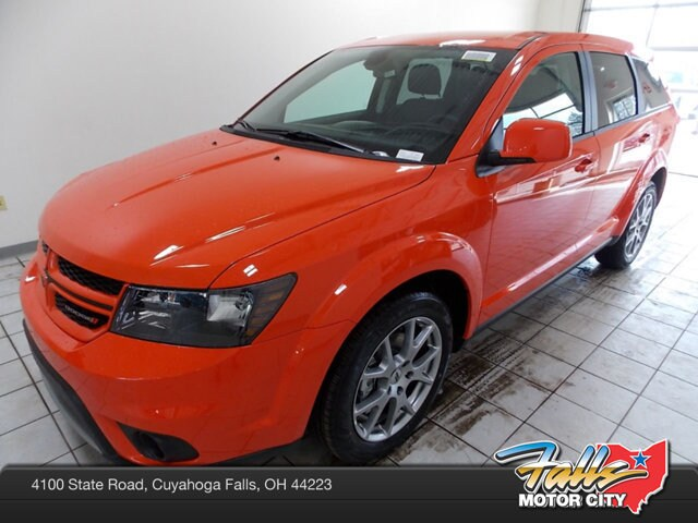 New 2019 Dodge Journey GT Sport Utility for sale in Cuyahoga Falls, OH