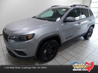 New 2019 Jeep Cherokee ALTITUDE 4X4 Sport Utility 1C4PJMLB2KD454889 for Sale in Cuyahoga Falls, OH