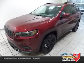 New 2019 Jeep Cherokee ALTITUDE 4X4 Sport Utility 1C4PJMLB9KD367524 for Sale in Cuyahoga Falls, OH