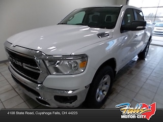 New 2019 Ram 1500 BIG HORN / LONE STAR CREW CAB 4X2 5'7 BOX Crew Cab 1C6RREFG9KN751044 for Sale in Cuyahoga Falls, OH