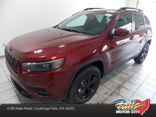 New 2019 Jeep Cherokee ALTITUDE 4X4 Sport Utility 1C4PJMLB2KD465391 for Sale in Cuyahoga Falls, OH