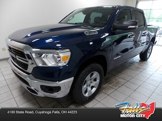 New 2019 Ram 1500 BIG HORN / LONE STAR CREW CAB 4X4 5'7 BOX Crew Cab 1C6RRFFG4KN846214 for Sale in Cuyahoga Falls, OH
