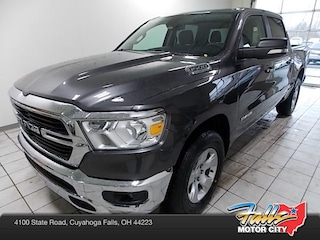 New 2019 Ram 1500 BIG HORN / LONE STAR CREW CAB 4X2 5'7 BOX Crew Cab 1C6RREFG8KN751049 for Sale in Cuyahoga Falls, OH