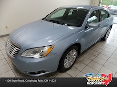 Certified Pre-Owned 2014 Chrysler 200 LX Sedan for sale in Cuyahoga Falls, OH