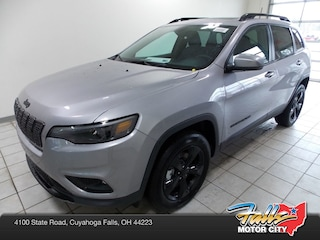 New 2019 Jeep Cherokee ALTITUDE 4X4 Sport Utility 1C4PJMLB5KD404858 for Sale in Cuyahoga Falls, OH