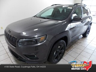 New 2019 Jeep Cherokee ALTITUDE 4X4 Sport Utility 1C4PJMLB3KD437681 for Sale in Cuyahoga Falls, OH