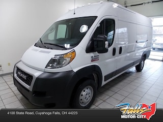 New 2019 Ram ProMaster 3500 CARGO VAN HIGH ROOF 159 WB EXT Extended Cargo Van 3C6URVJG3KE501126 for Sale in Cuyahoga Falls, OH