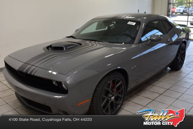 2018 dodge challenger r t plus shaker for sale cuyahoga falls oh. Black Bedroom Furniture Sets. Home Design Ideas