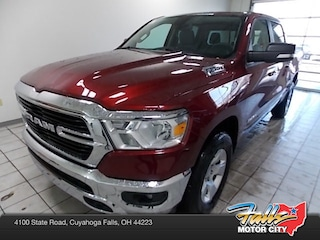 New 2019 Ram 1500 BIG HORN / LONE STAR CREW CAB 4X2 5'7 BOX Crew Cab 1C6RREFG0KN751045 for Sale in Cuyahoga Falls, OH