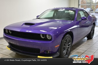 New 2019 Dodge Challenger GT AWD Coupe 2C3CDZKG4KH534010 for Sale in Cuyahoga Falls, OH