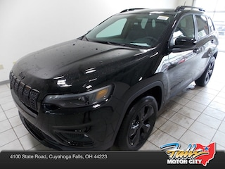 New 2019 Jeep Cherokee ALTITUDE 4X4 Sport Utility 1C4PJMLB1KD437680 for Sale in Cuyahoga Falls, OH