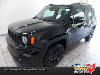 New 2019 Jeep Renegade ALTITUDE 4X4 Sport Utility ZACNJBB1XKPK19773 for Sale in Cuyahoga Falls, OH