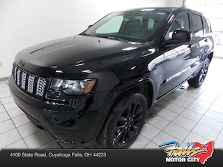 New 2019 Jeep Grand Cherokee ALTITUDE 4X4 Sport Utility 1C4RJFAG9KC678251 for Sale in Cuyahoga Falls, OH