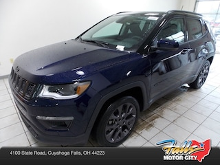 New 2019 Jeep Compass HIGH ALTITUDE FWD Sport Utility 3C4NJCCB8KT743383 for Sale in Cuyahoga Falls, OH
