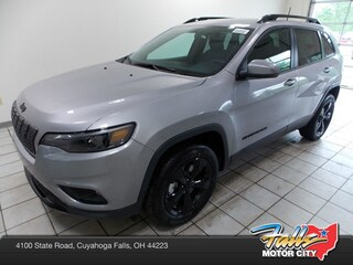 New 2019 Jeep Cherokee ALTITUDE 4X4 Sport Utility 1C4PJMLB6KD465376 for Sale in Cuyahoga Falls, OH