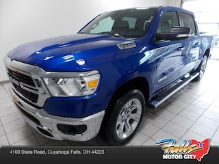 New 2019 Ram 1500 BIG HORN / LONE STAR CREW CAB 4X4 5'7 BOX Crew Cab 1C6RRFFG7KN817810 for Sale in Cuyahoga Falls, OH