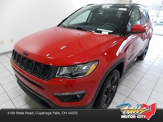 New 2019 Jeep Compass ALTITUDE 4X4 Sport Utility 3C4NJDBBXKT674185 for Sale in Cuyahoga Falls, OH