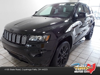 New 2019 Jeep Grand Cherokee ALTITUDE 4X4 Sport Utility 1C4RJFAG2KC564303 for Sale in Cuyahoga Falls, OH