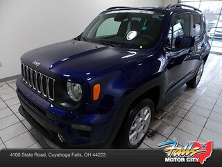New 2019 Jeep Renegade LATITUDE 4X4 Sport Utility ZACNJBBB2KPJ76815 for Sale in Cuyahoga Falls, OH