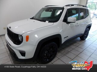 New 2019 Jeep Renegade ALTITUDE 4X4 Sport Utility ZACNJBB16KPK19401 for Sale in Cuyahoga Falls, OH