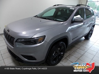 New 2019 Jeep Cherokee ALTITUDE 4X4 Sport Utility 1C4PJMLB9KD465386 for Sale in Cuyahoga Falls, OH