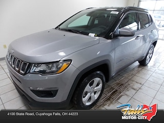 New 2019 Jeep Compass LATITUDE 4X4 Sport Utility 3C4NJDBB8KT713646 for Sale in Cuyahoga Falls, OH